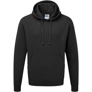 Vêtements Homme Sweats Russell Sweatshirt à capuche BC1498 Noir
