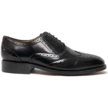 Chaussures Homme Richelieu Amblers Ben Noir
