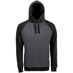 Vêtements Sweats Sols Contrast Gris/Noir