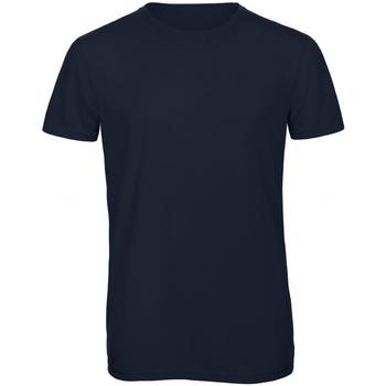 Vêtements Homme T-shirts manches courtes B And C Favourite Bleu marine