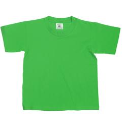 Vêtements Enfant T-shirts manches courtes B And C Exact Vert tendre