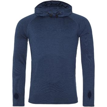 Vêtements Homme T-shirts manches longues Awdis  Bleu marine