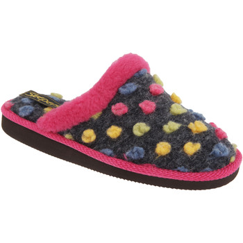 Chaussures Femme Chaussons Sleepers Donna Fuchsia