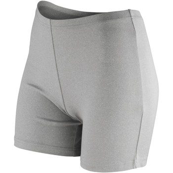 Vêtements Femme Shorts / Bermudas Spiro Softex Gris