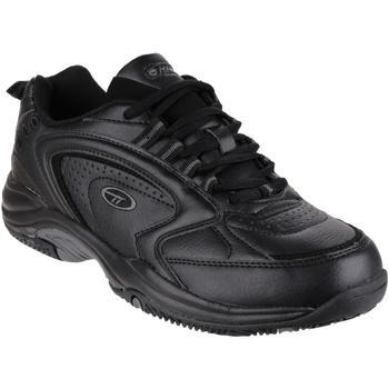 Chaussures Homme Baskets basses Hi-Tec Lace Up Noir