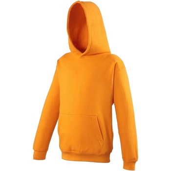 Vêtements Enfant Sweats Awdis Hooded Orange pressée
