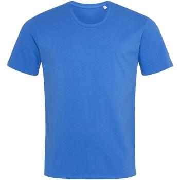 Vêtements Homme T-shirts manches courtes Stedman  Bleu roi