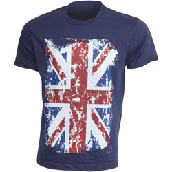 Vêtements Homme T-shirts manches courtes Gb Eye Limited Casual Bleu marine