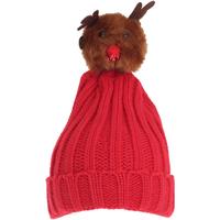 Accessoires textile Femme Bonnets Foxbury Knitted Rouge