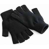 Accessoires textile Gants Beechfield B491 Noir