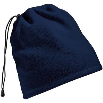 Accessoires textile Echarpes / Etoles / Foulards Beechfield Suprafleece Bleu marine
