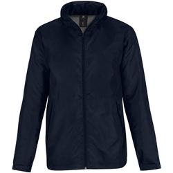 Vêtements Homme Coupes vent B And C Active Bleu marine
