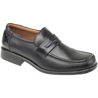 Chaussures Homme Mocassins Amblers Manchester Noir