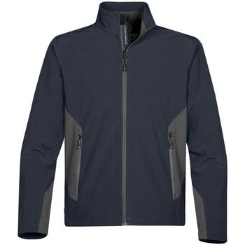 Vêtements Homme Polaires Stormtech Softshell Bleu marine/Granit