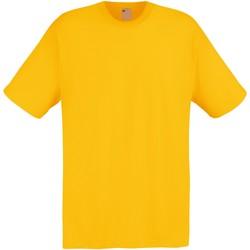 Vêtements Homme T-shirts manches courtes Universal Textiles 61082 Or