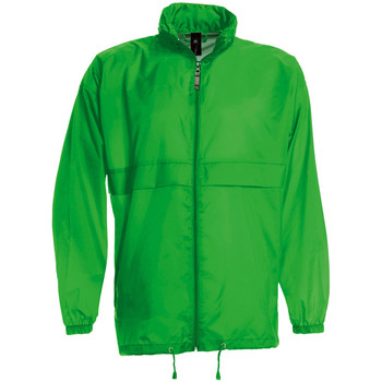 Vêtements Homme Coupes vent B And C Sirocco Vert