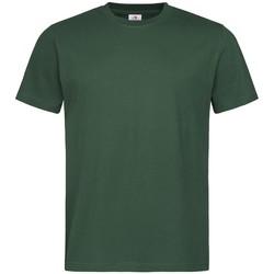 Vêtements Homme T-shirts manches courtes Stedman Comfort Vert bouteille