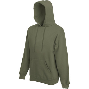 Vêtements Homme Sweats Fruit Of The Loom Premium Olive