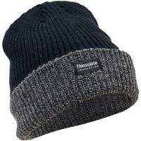 Accessoires textile Bonnets Floso Ski Noir/Gris