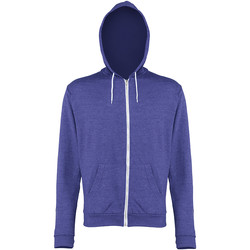 Vêtements Homme Sweats Awdis Hooded Bleu roi chiné