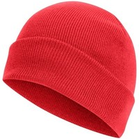 Accessoires textile Bonnets Absolute Apparel Knitted Rouge