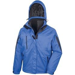 Vêtements Homme Coupes vent Result R400M Bleu roi/Noir