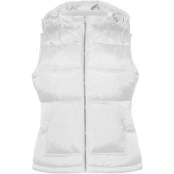 Vêtements Femme Doudounes B And C Zen+ Blanc