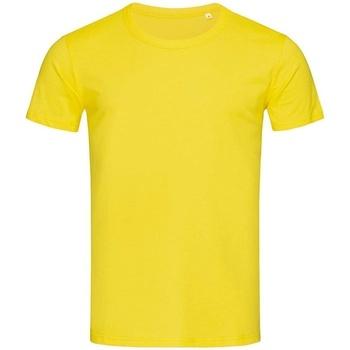 Vêtements Homme T-shirts manches courtes Stedman Stars Stars Jaune
