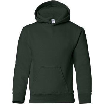 Vêtements Enfant Sweats Gildan 18500B Vert foncé
