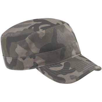 Accessoires textile Casquettes Beechfield Army Camouflage champs