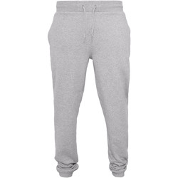 Vêtements Homme Pantalons de survêtement Build Your Brand BY014 Gris