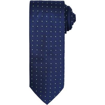 Vêtements Homme Cravates et accessoires Premier Dot Pattern Bleu marine/Vert citron