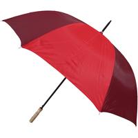 Accessoires textile Parapluies Universal Textiles Golf Rouge
