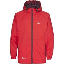 Vêtements Coupes vent Trespass Qikpac Rouge