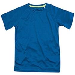 Vêtements Enfant T-shirts manches courtes Stedman Raglan Bleu roi