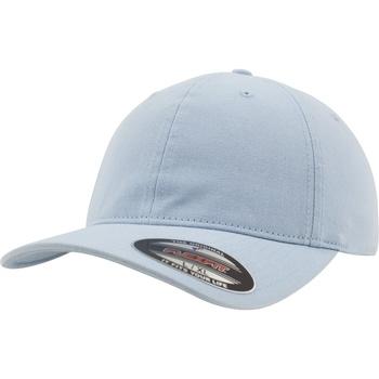 Accessoires textile Casquettes Flexfit Baseball Bleu clair