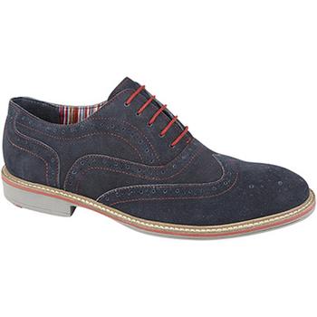 Chaussures Homme Richelieu Roamers Oxford Bleu marine