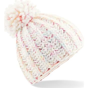Accessoires textile Femme Bonnets Beechfield Pom Pom Arctique