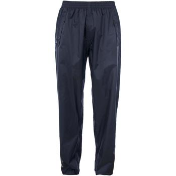 Vêtements Pantalons de survêtement Trespass Qikpac Bleu marine foncé