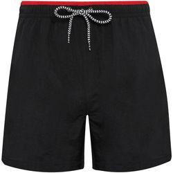 Vêtements Homme Maillots / Shorts de bain Asquith & Fox AQ053 Noir / rouge