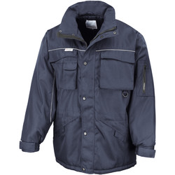 Vêtements Homme Parkas Result R72X Bleu marine/Bleu marine