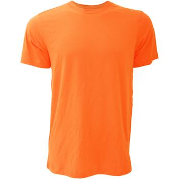 Vêtements Homme T-shirts manches courtes Bella + Canvas Jersey Orange