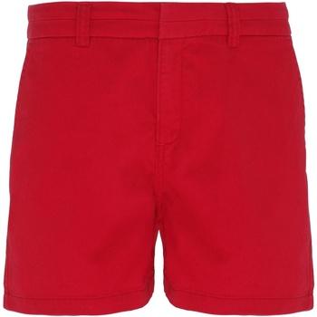 Vêtements Femme Shorts / Bermudas Toutes les chaussures femme Classic Rouge cerise