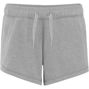 Vêtements Femme Shorts / Bermudas Comfy Co CC055 Gris