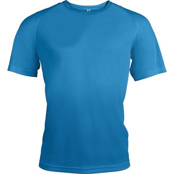 Vêtements Homme T-shirts manches courtes Kariban Proact Proact Eau