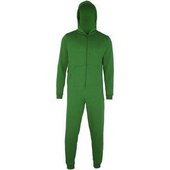 Vêtements Enfant Pyjamas / Chemises de nuit Colortone CC01J Vert