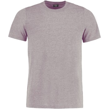 Vêtements T-shirts manches courtes Kustom Kit Superwash Gris clair