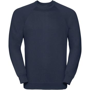 Vêtements Sweats Russell Sweatshirt classique BC573 Bleu marine