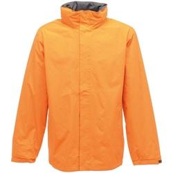 Vêtements Homme Coupes vent Regatta Ardmore Orange/Gris