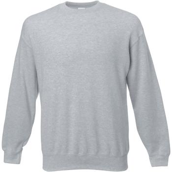 Vêtements Homme Sweats Universal Textiles 62202 Gris